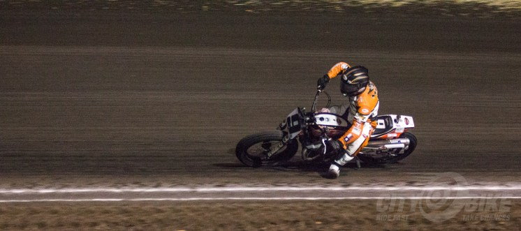 Jared Mees at the 2014 Calistoga Half-Mile.