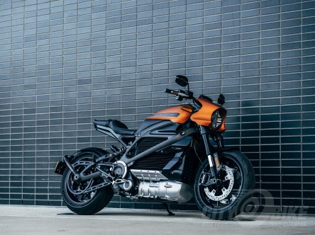 The Harley-Davidson LiveWire is damn expensive.