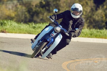 Honda Super Cub C125 Feature