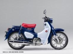 2019 Honda Super Cub C125 ABS