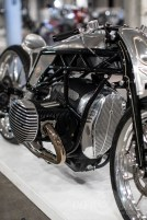 "Zon ""Departed"" R18 BMW at the 2019 One Motorcycle Show"
