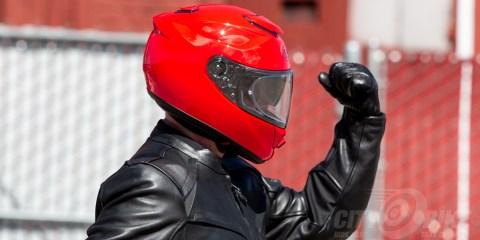 Shoei GT Air Helmet Review
