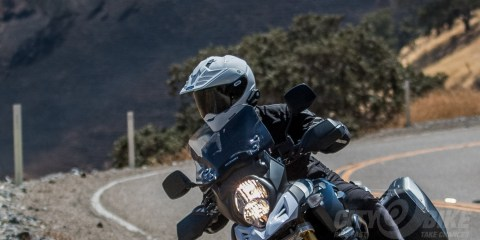 Shoei Hornet X2 Adventure Helmet Review