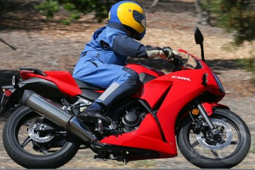2015 Honda CBR300R First Ride