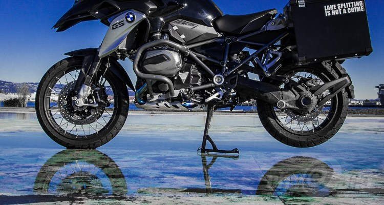 Building the ultimate R1200GS: modifications and upgrades.