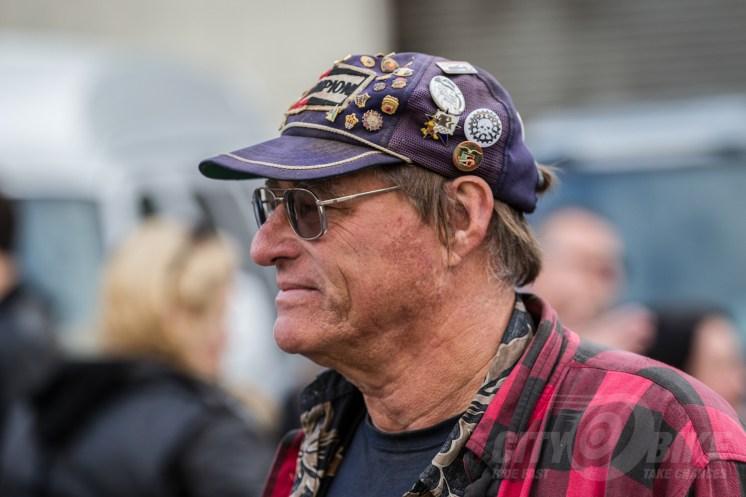 We miss you, Moose. Photo: Bob Stokstad.