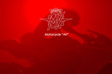 MV Agusta Motorcycle Art Porn