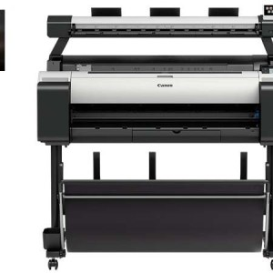 The Canon imagePROGRAF TM-300 MFP L36ei