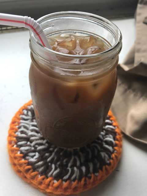 Weekend Recipe: Chocolate Bourbon Spiced Iced Coffee