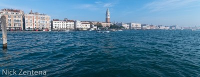 Venice from across the water