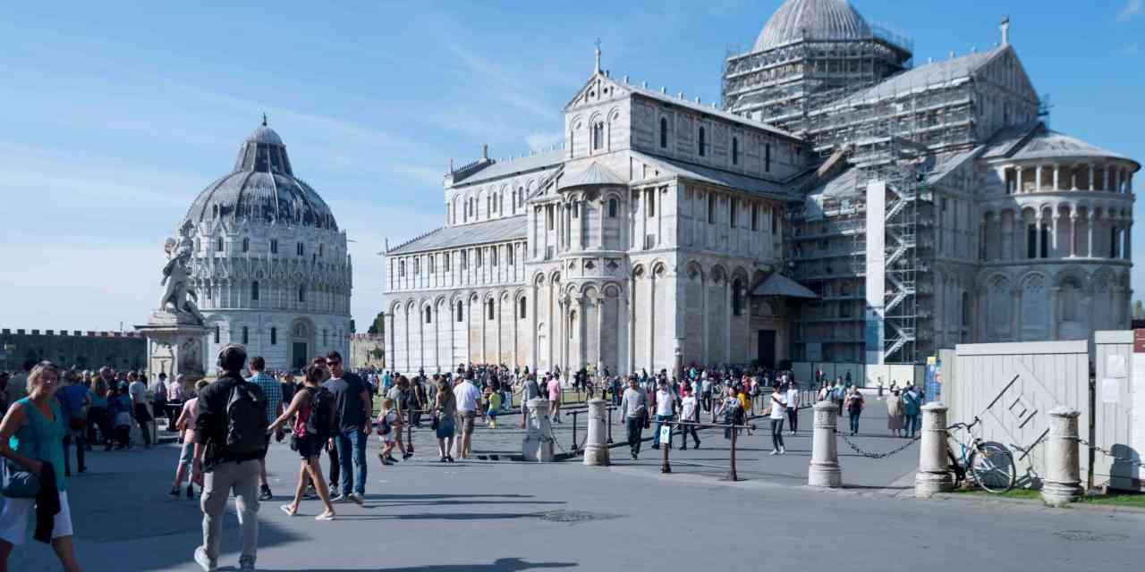 Pisa city break
