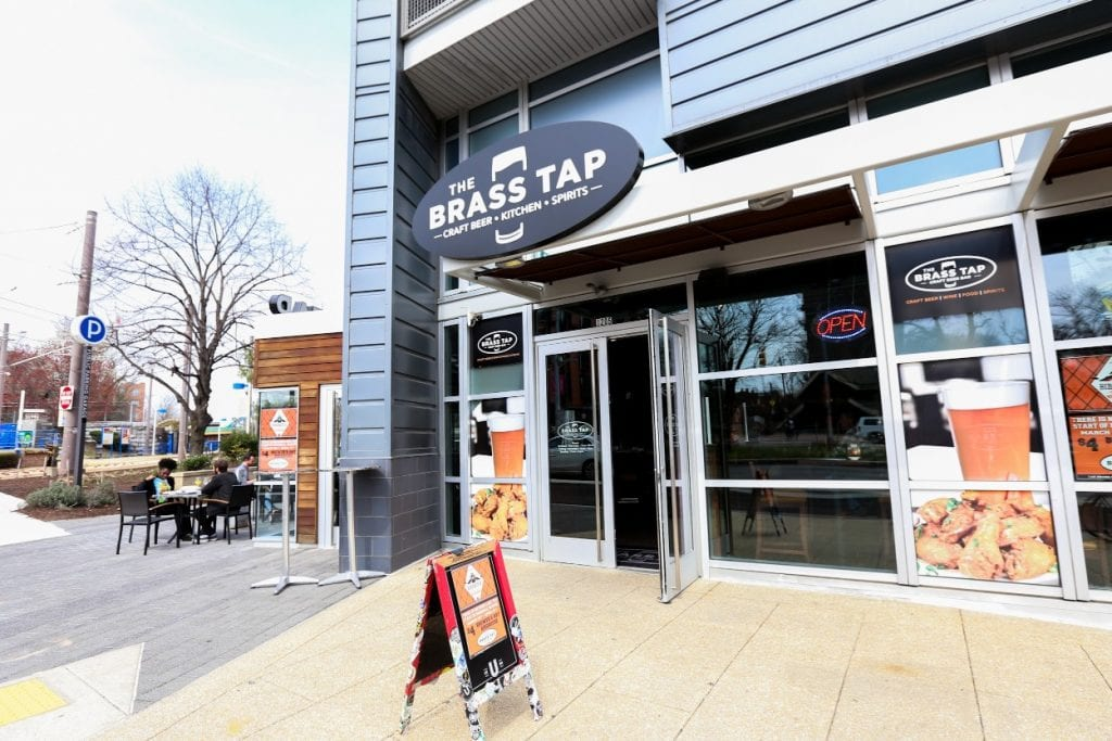 The Brass Tap  City Brew Tours  Baltimore