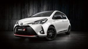 Toyota tarjoaa mielenrauhaa myös
