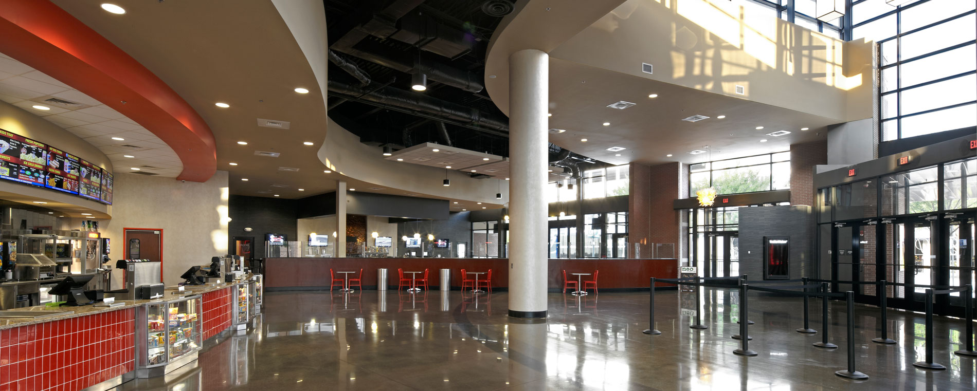 Cinemark City Center 12 at Oyster Point in Newport News Virginia