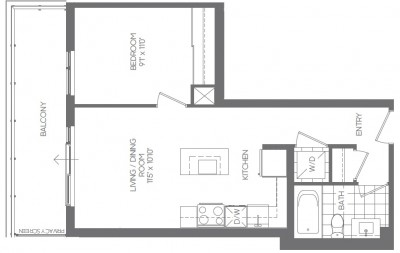 LEASED! For Lease Brand New/Never Lived