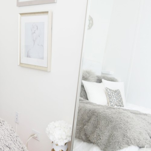 Quick Fixes to Turn a Tacky Bedroom Into an Oasis