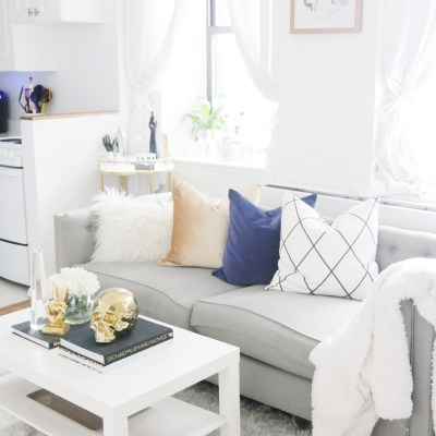 How to Add Pops of Color to Your Space Without Going Overboard