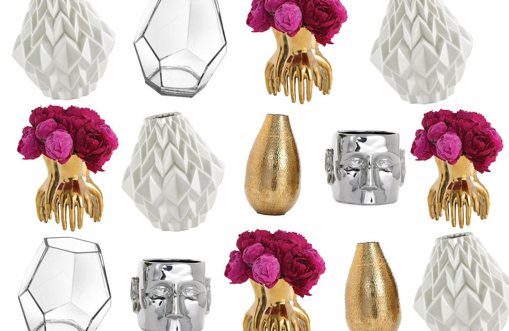 9 Gorgeous Vases You Need in Your Space