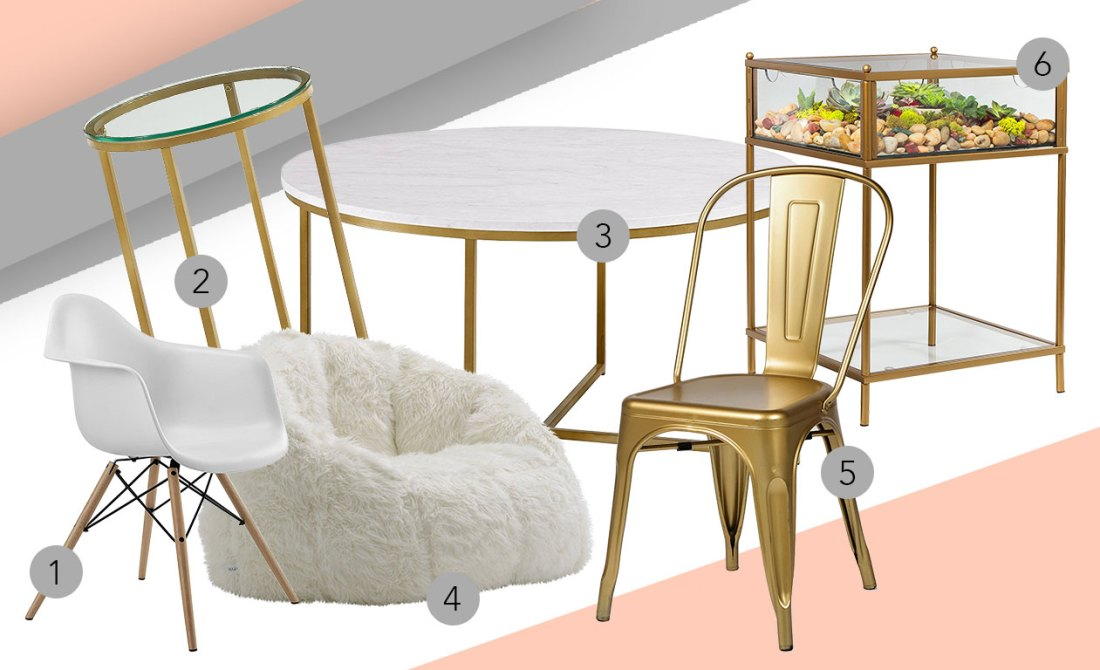 You won't believe how cheap this glam furniture is! #rentalhomedecorating  #rentaldecorating #rentalapartmentdecorating  #rentalkitchenmakeover  #rentalhomedecoratingdiy #smalllivingroomideas  #smallapartmentdecorating #smallapartmentideas #decoratingideas #decoratingideasforapartments