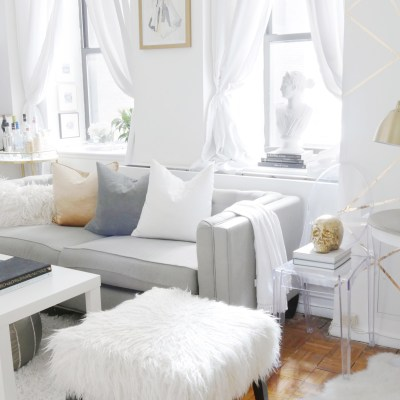 Glam Furniture Under $100