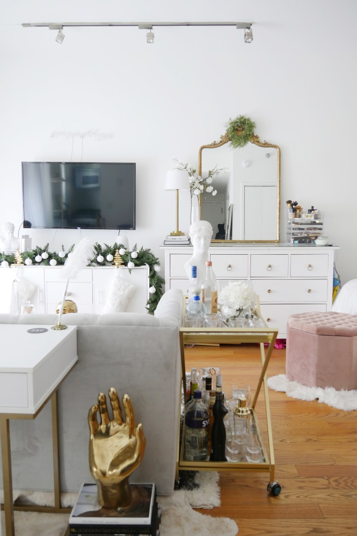 How to Decorate for Christmas Without a Tree