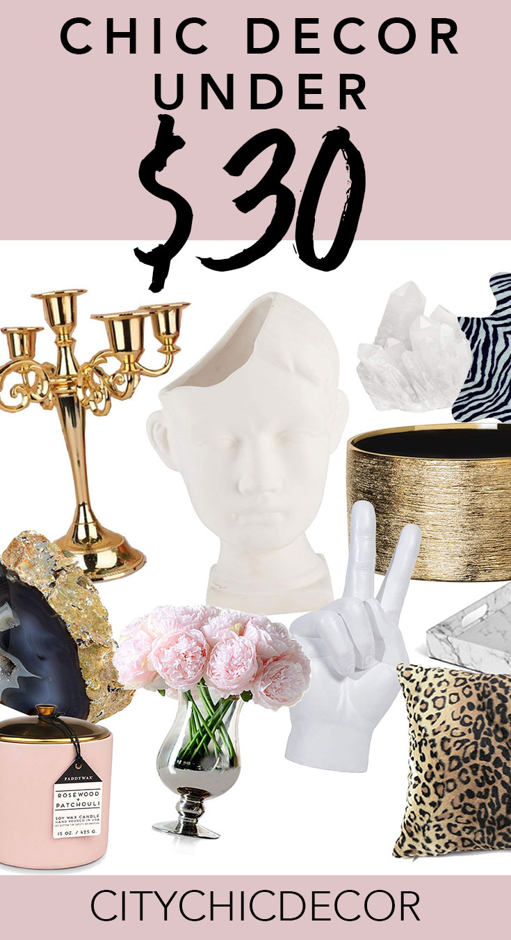 Just moved into a small apartment and are struggling to decorate it on a budget? These glam, affordable decor items from Amazon will blow you & your house guests away. You'll be shocked with how budget-friendly these items are! #furnituredesign #furnitureideas #affordablefurniture #affordablefurnitureideas #amazon #thingstobuyonamazon #smallapartmentdecorating #smallapartmentideas