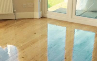 Wood Floor Sanding Edinburgh – Dundas Street