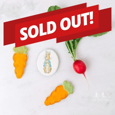 rabbit sold out