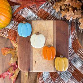 Pumpkin Small Bites Set