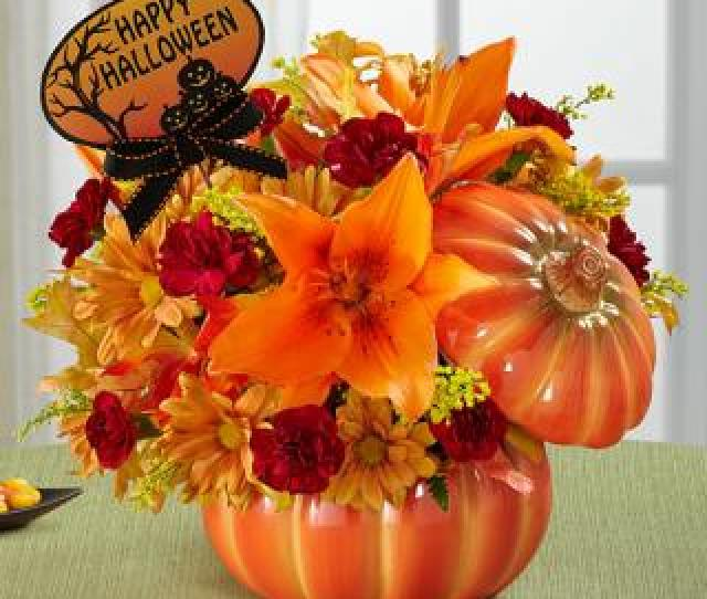 Halloween Flower Delivery Ravenna Oh City Gardener Florist Ravenna Oh Halloween Flowers