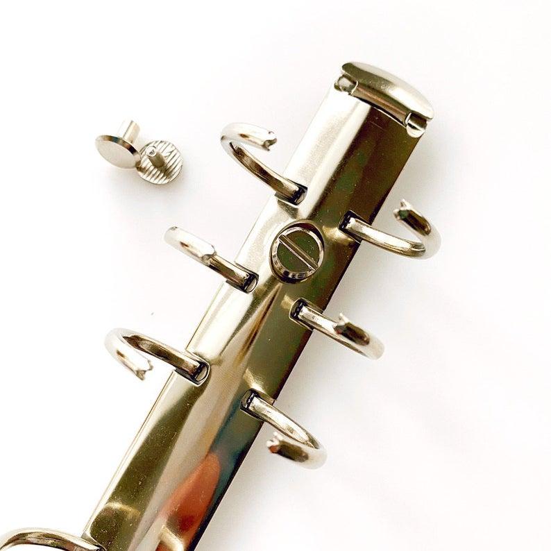 Replacement Ring Binder Mechanism