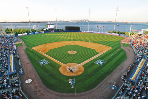 Catch A Minor League Baseball Game In The New York Area