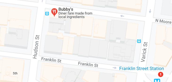 Bubby's Tribeca location - near me