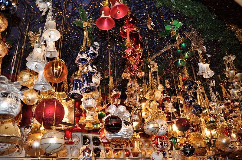 Weihnachtsmarkt am Neumarkt in Kln
