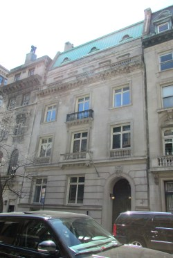 20-22 East 71st Street.  Image credit:  Friends of the Upper East Side Historic Districts