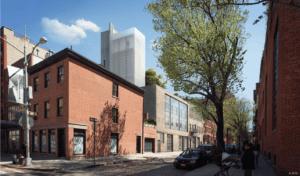 85-89 Jane Street rendering. Image Credit: