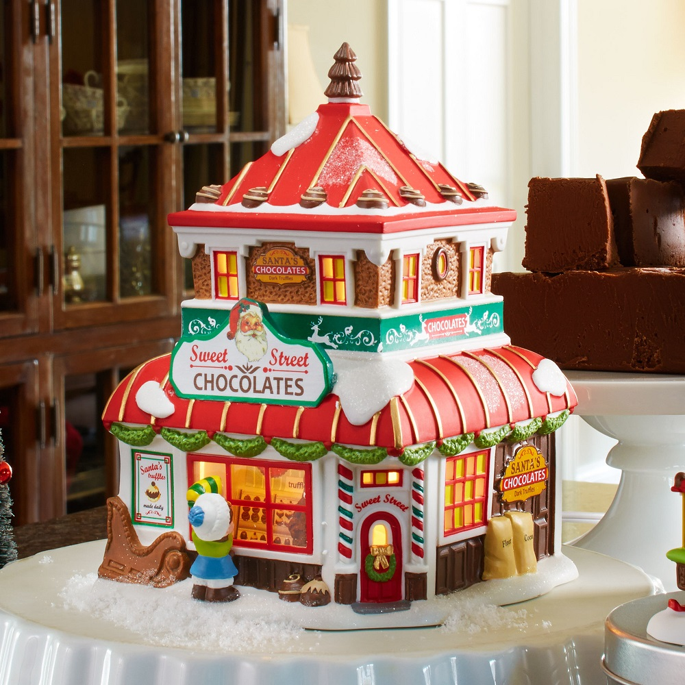 DEPARTMENT 56 4054967 North Pole Christmas Sweets