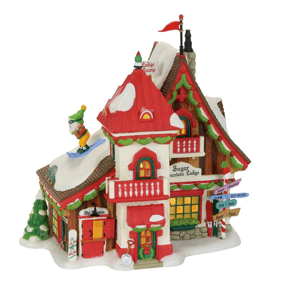 Department Sweet Village Snow Home Home 56