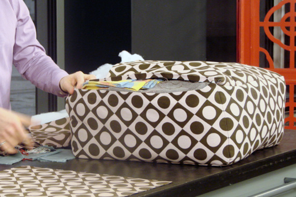 Get Scrappy DIY Floor Cushions  Cityline