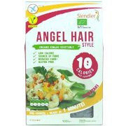 slendier organic konjac angel hair