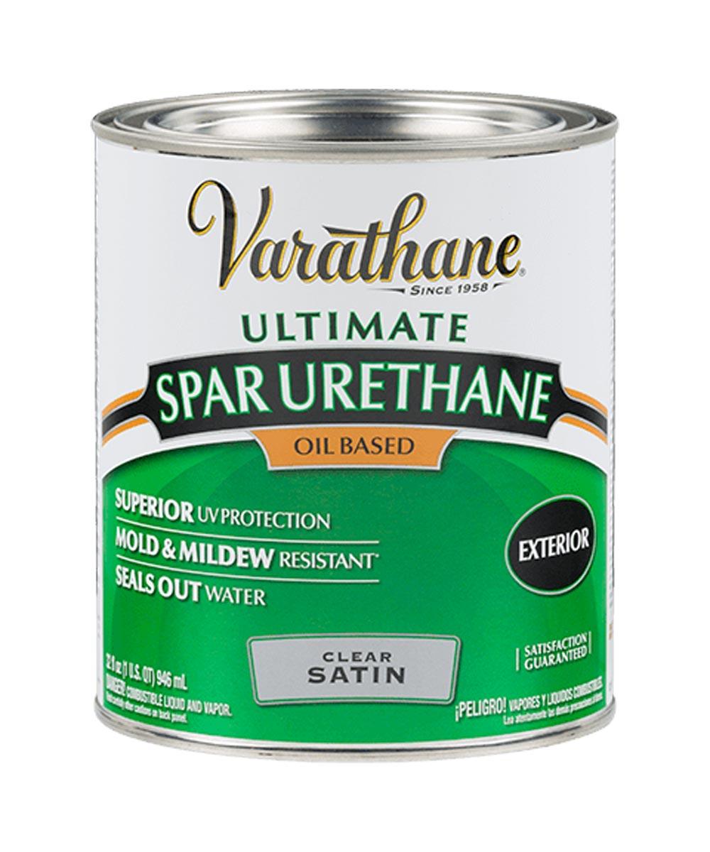 Varathane Ultimate Spar Urethane Water Based
