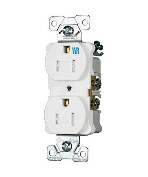 small resolution of wiring two duplex receptacle