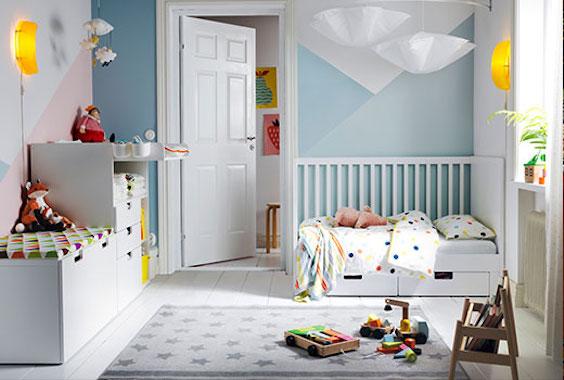 Kinderkamer Opbergers