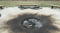 No suspects yet after body found in Northwood Park fire pit