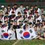 Korean Boy Bands Soccer Stars March To Different Beats