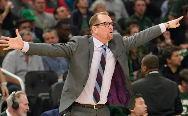 Nick Nurse S Outside The Box Coaching Style Paying Off For