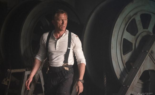 No Time To Die Trailer For New Bond Film Daniel Craig S