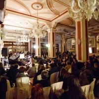 La pianista Ingrid Carbone in concerto all'Hotel Miramare