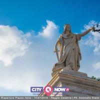 Festa della Liberazione, il presidente Irto omaggia la Stele del Partigiano: