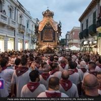 Reggio, processione a rischio? Proclamato lo stato di agitazione della Polizia Municipale